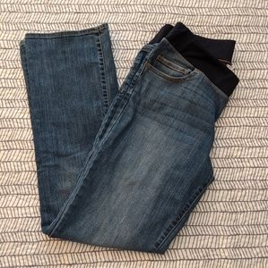 LIZ LANGE maternity jeans 👖